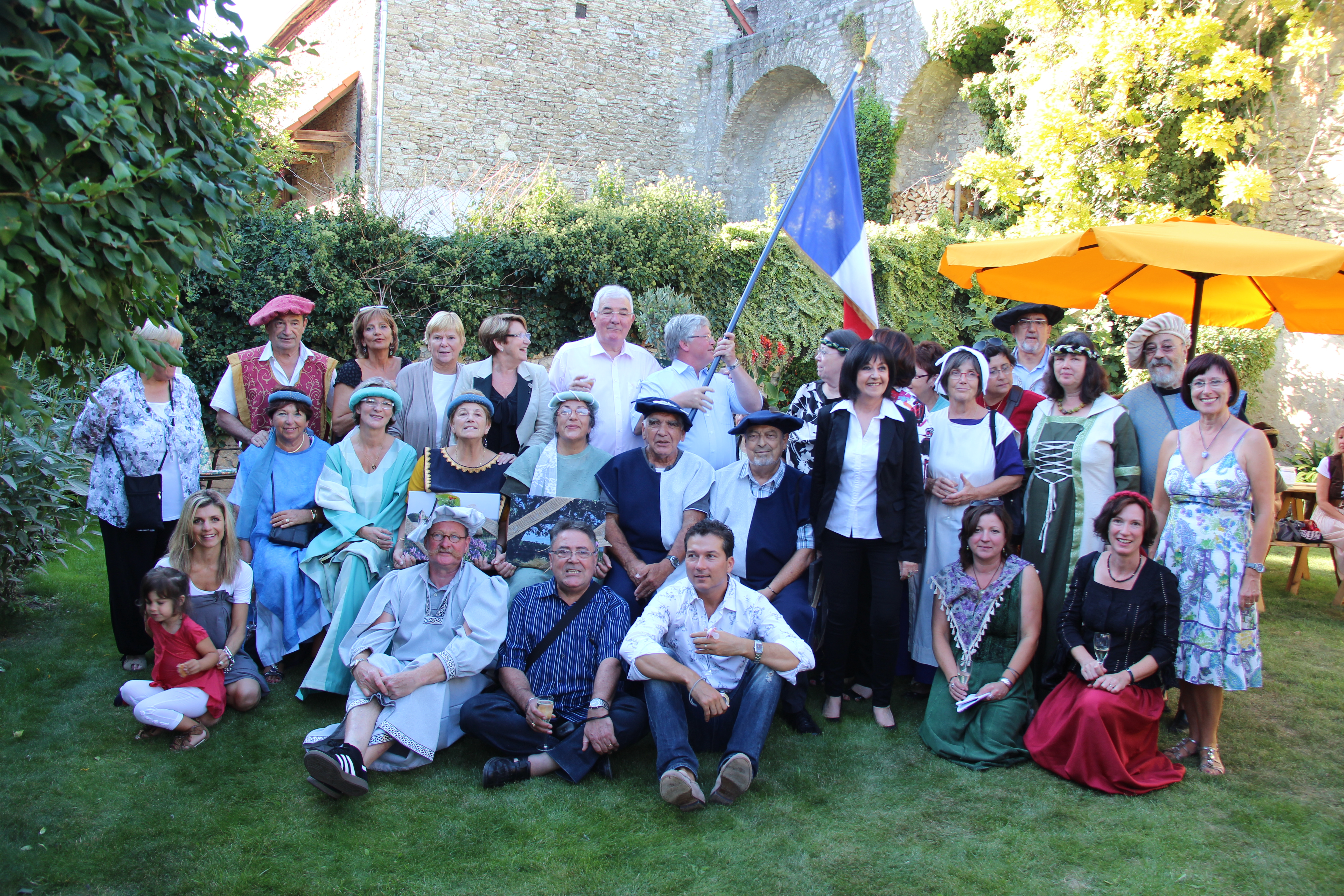 Partnerschaftskomitee Flörsheim-Dalsheim - Garons