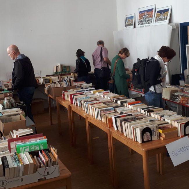 Foire aux livres en Français