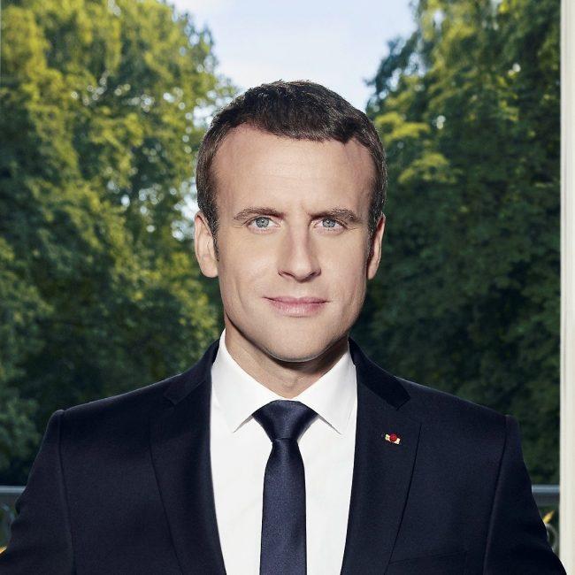 Autorenbegegnung: Michaela Wiegel, Emmanuel Macron