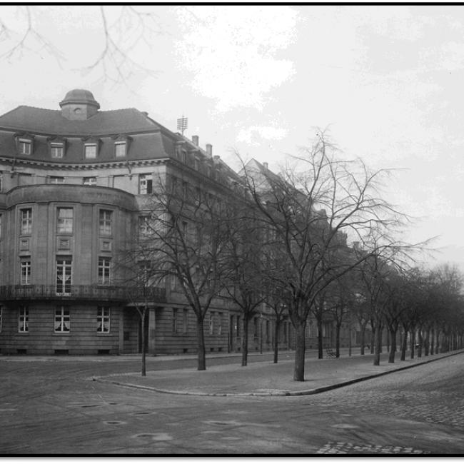 Das Musebrotviertel – französisches Ludwigshafen