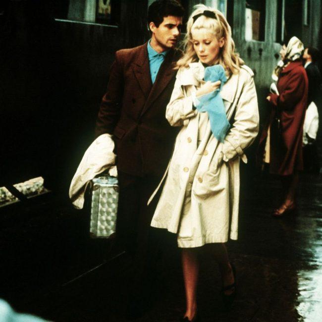 Ciné-Club: Die Regenschirme von Cherbourg / Les parapluies de Cherbourg