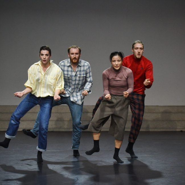 Internationales Tanzprojekt The Europeans: Stories and Portraits