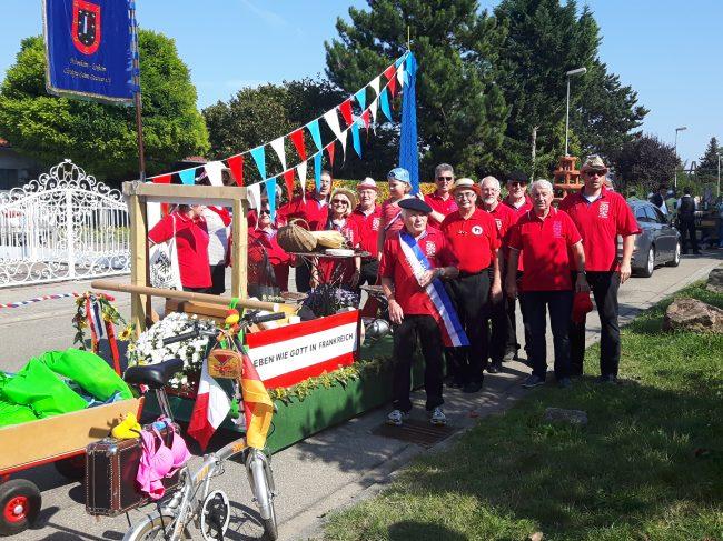 Freundschaftskreis Bobenheim-Roxheim / Chevigny-Saint-Sauveur