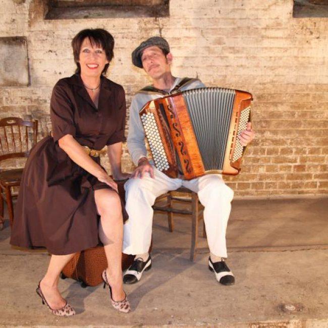 Le Roi Julie & Carola Kärcher