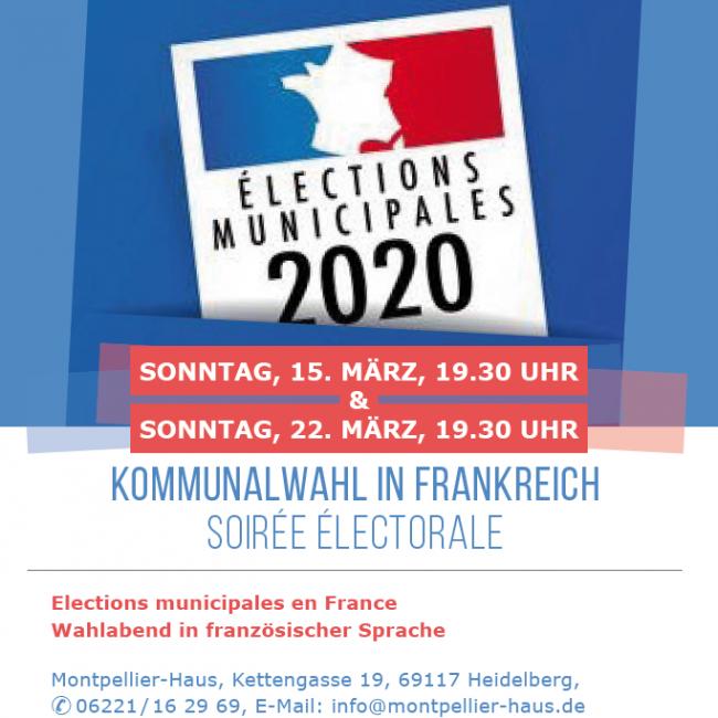 Kommunalwahl in Frankreich