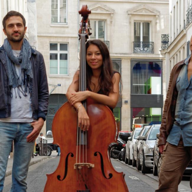 Gabrielle Randrian Koehlhoeffer trio : Tany