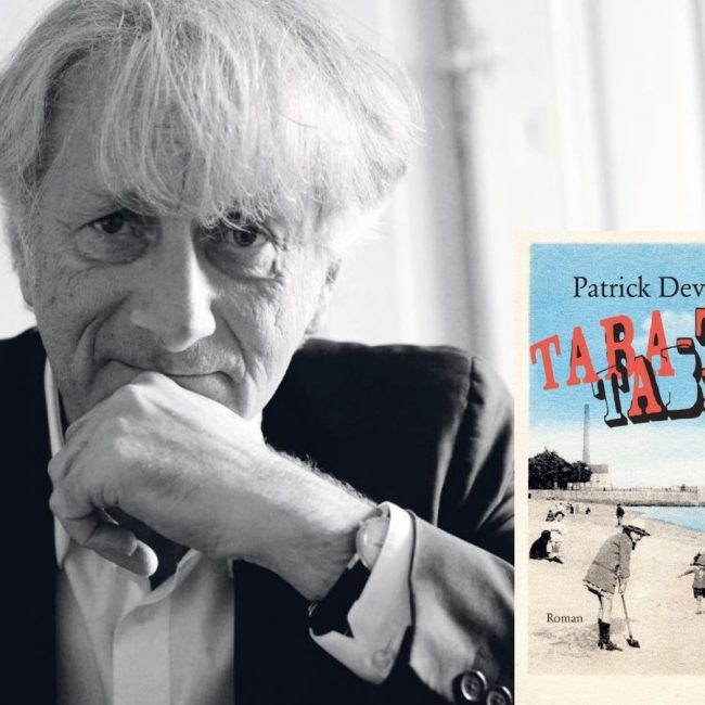 Autorenbegegnung und Lesung mit Patrick Deville