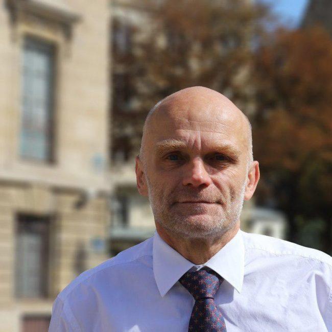 Begegnung mit dem Abgeordneten Frédéric Petit