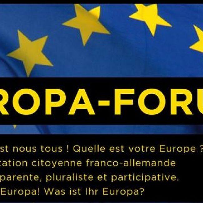 EUROPA-Forum