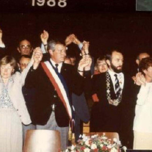 30 jähriges Jubiläum der Partnerschaft