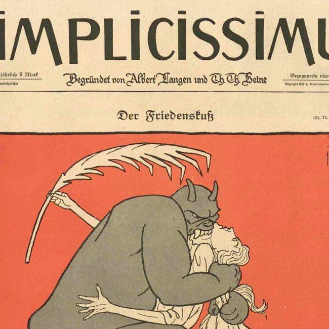Die Europäische Friedensordnung nach dem Ersten Weltkrieg: Vorgeschichte, Ziele, Folgen
