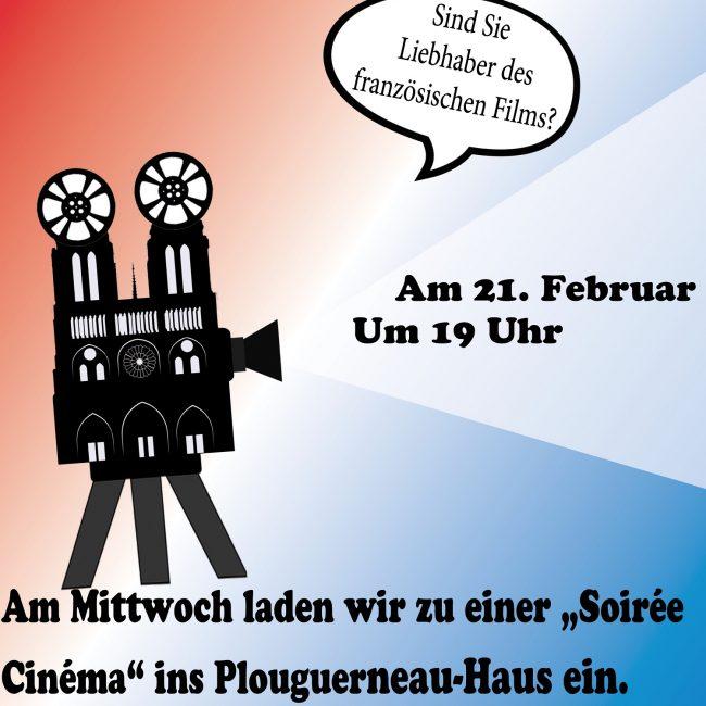 Soirée Cinéma am 21.02