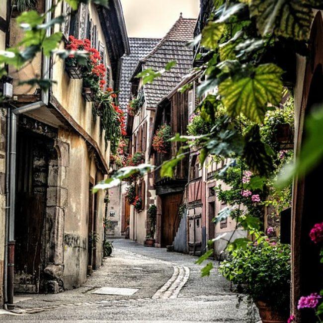 Tagesfahrt nach Colmar