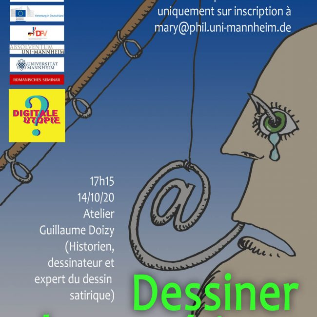 Atelier de Guillaume Doizy: Dessiner le numérique