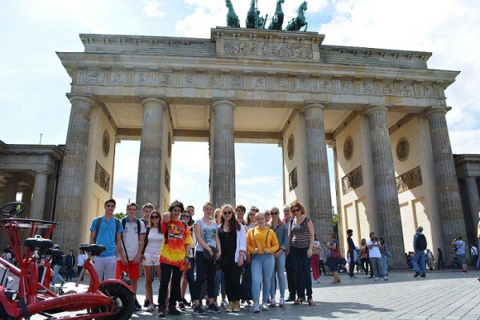 Tandem-Sprachaufenthalt in Berlin