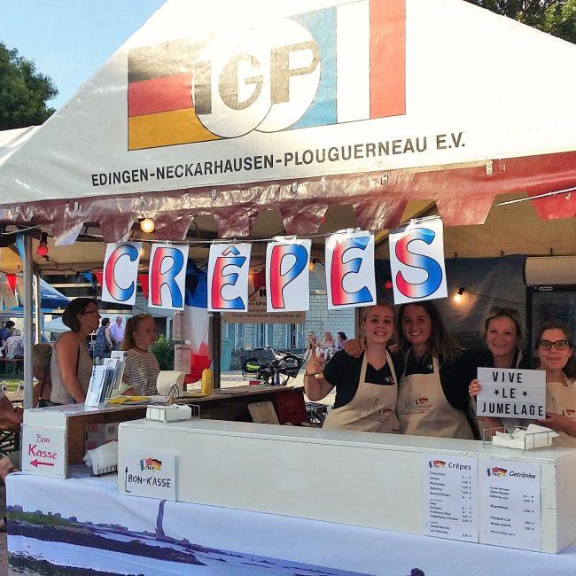"""IGP-Crêperie """"Rund um's Schloss"""""""