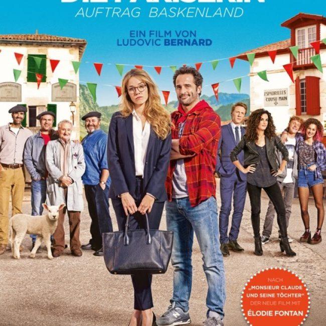 Film-Preview: Die Pariserin – Auftrag Baskenland