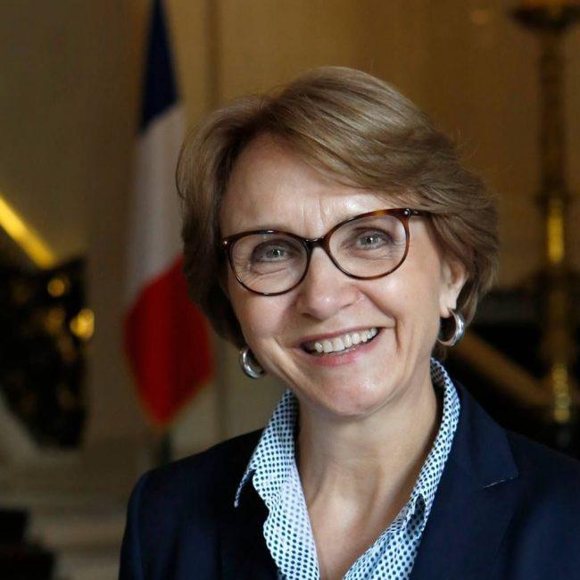 Französische Botschafterin spricht in Heidelberg