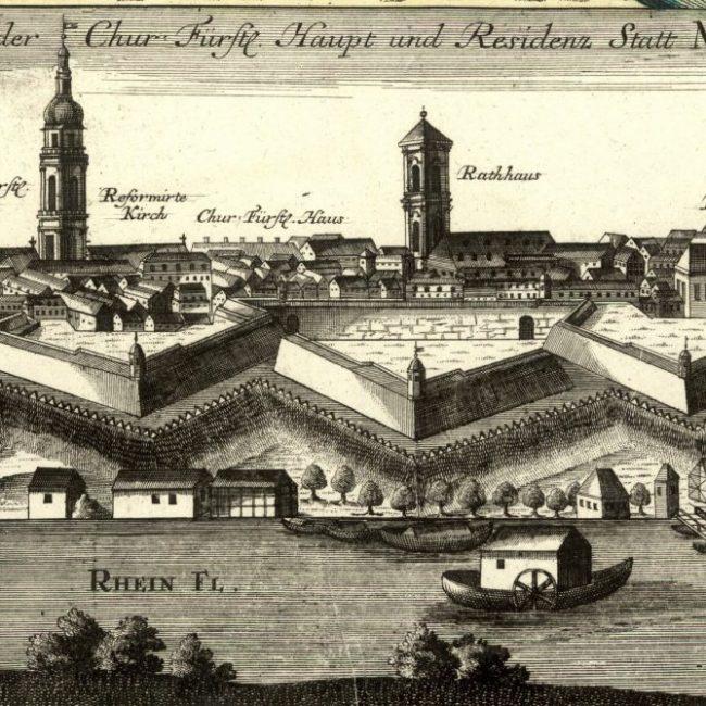 Quand Mannheim parlait français – Französische Hofkultur und französischer Kultureinfluss im Mannheim des 18. Jahrhunderts