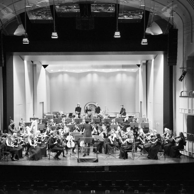 Benefizkonzert des JugendSinfonieOrchesters Mannheim