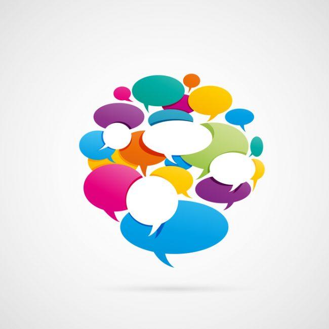 Französische Konversationsgruppe