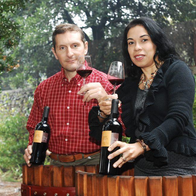 Weinverkostung Domaine St Julia
