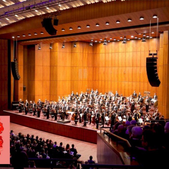 2. Akademiekonzert der Musikalischen Akademie des Nationaltheater-Orchesters Mannheim e.V.