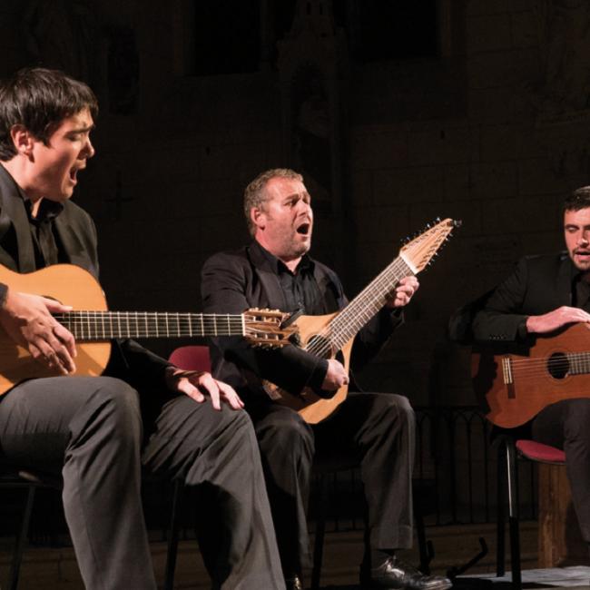Tri Sarocchi – I canti di a tradizione korsiche gesänge