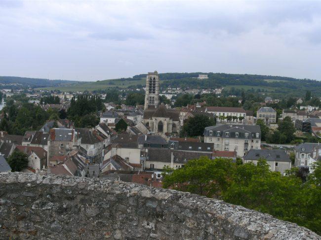 Städtepartnerschaft Mosbach – Château-Thierry